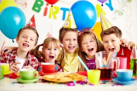 Party Essentials for Children's Birthdays
