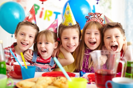 Facing the Challenges of Planning a Child's Birthday Party