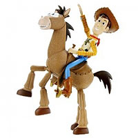 Toy Story Party Theme - Woody & Bullseye