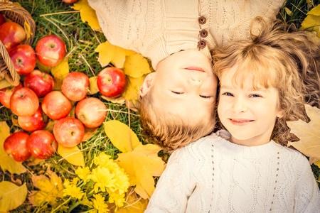 Planning a Fall Festival for Children