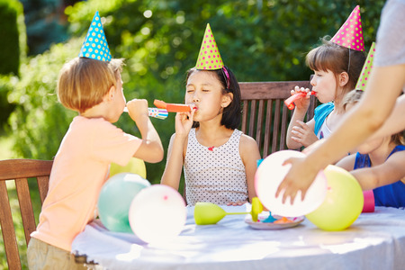 How to have a giftless party